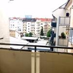 Balkonblick 4.OG