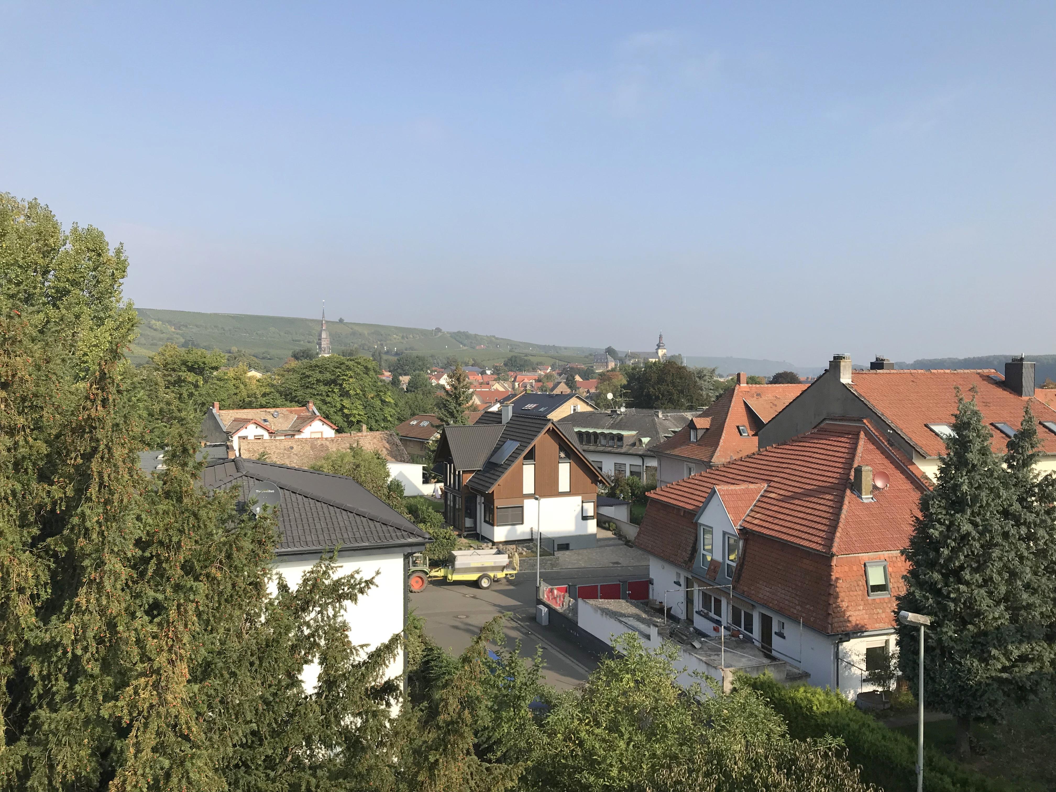 Fensterblick-Nierstein